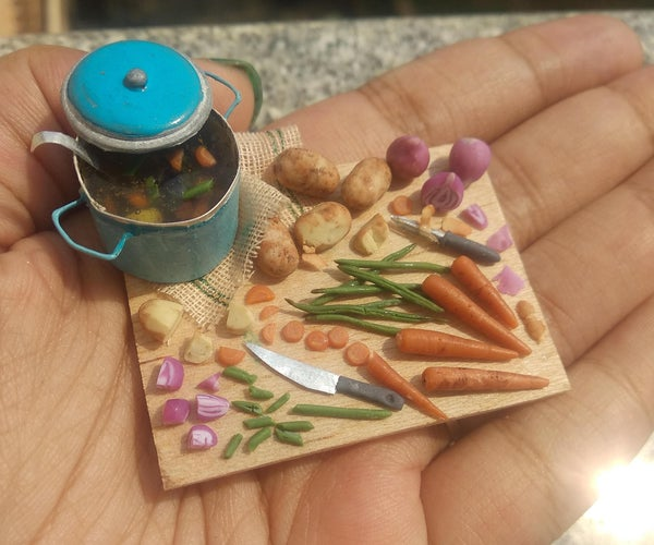 Miniature Stew Board (with Make-along Recipe!)