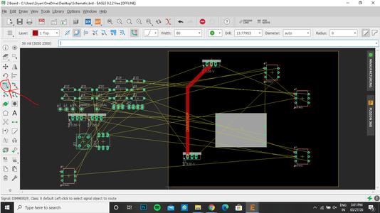 PCB Designing Using Eagle Cad (Part - 4)