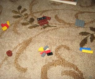 LEGOs Out of LEGOs