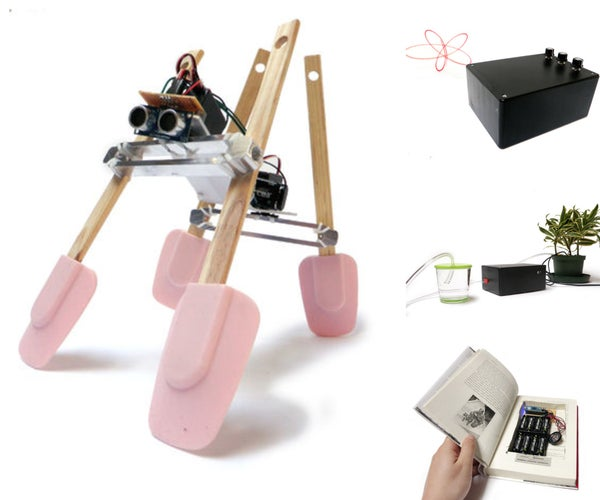 Beginner Electronics Projects