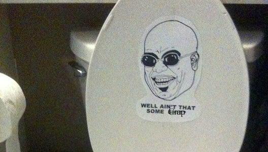 Toilet Time!