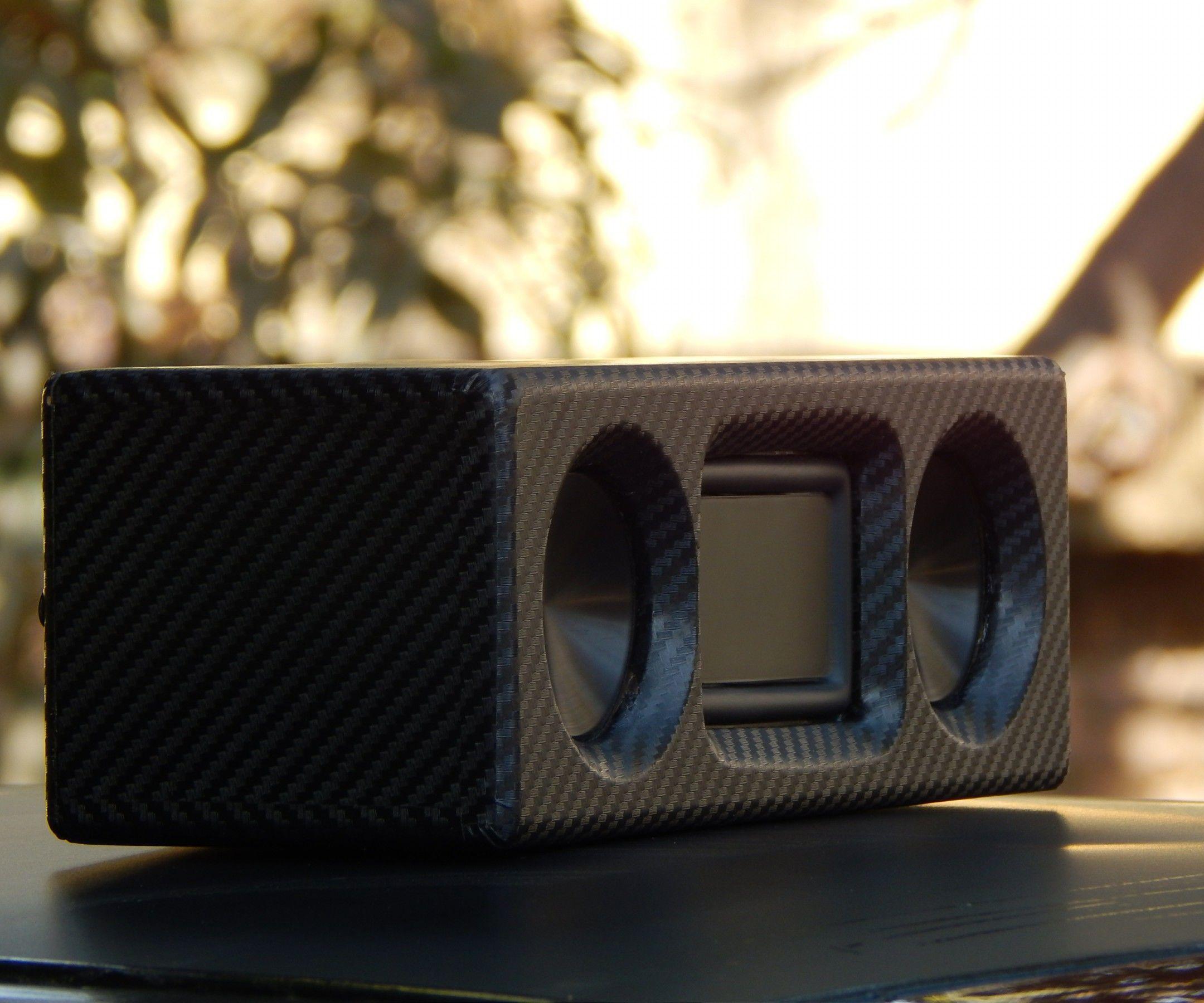 Carbon Bluetooth Speaker Build