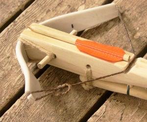 40 Pound Mini PVC Crossbow