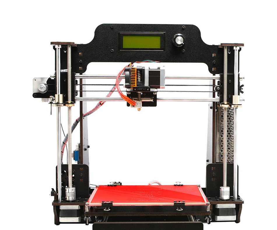 Building Instruction of Geeetech Prusa I3 Pro W 3D Printer-PART 1