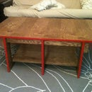 Make a durable, plywood coffee table on the ShopBot, quick, easy, and cheap