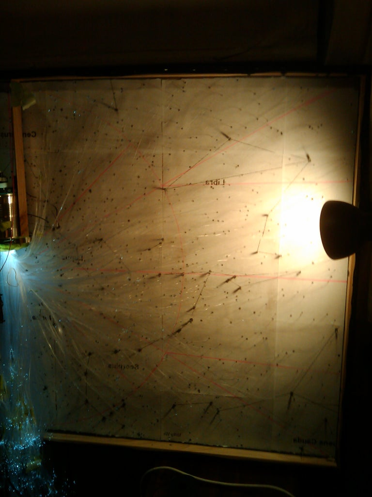 Secondary Light Sources - Installing