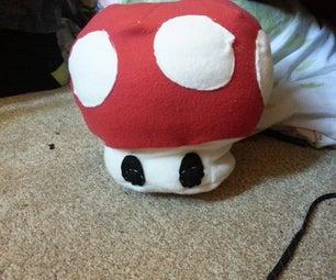 Mario Mushroom Softie
