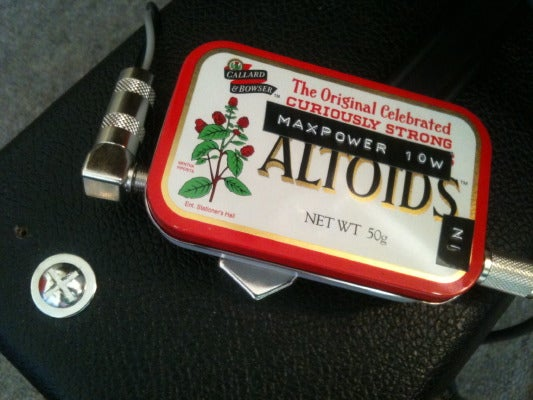 Minty Amp Attenuator