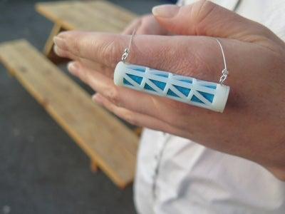 Customizable 3D Printed Jewelry