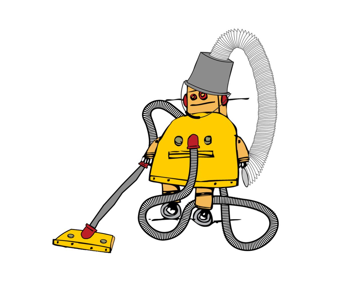 Poor Man's Central Vacuum Cleaner