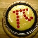 Lemon Pi Pie