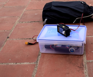 Charging Lithium Ion Battery Pack Using Foldable Solar Panel