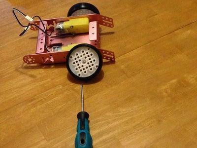 MBot: Adding Wheels