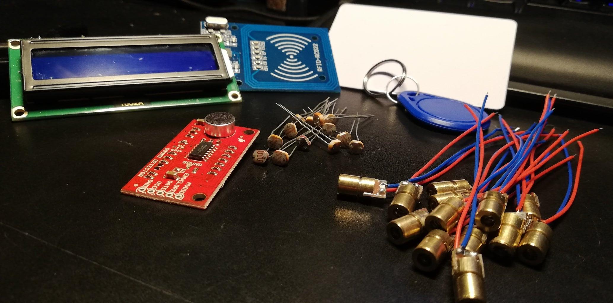 Materials Electronics