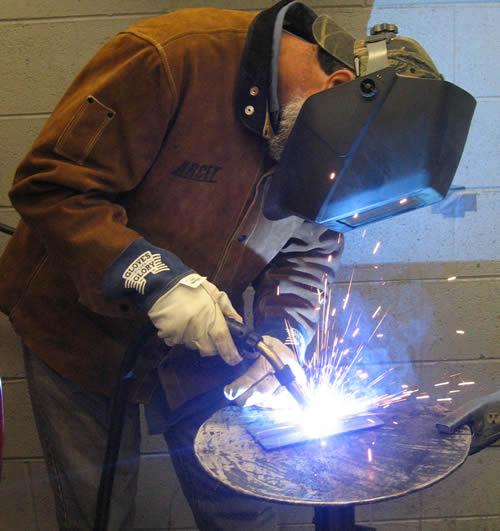 Proper Metal Insert Gas (MIG) Welding Technique