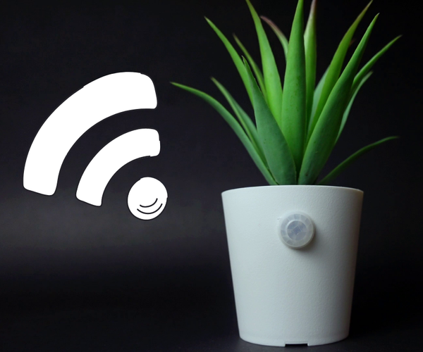 Turn Any Decorative Thing Into a Smart Device