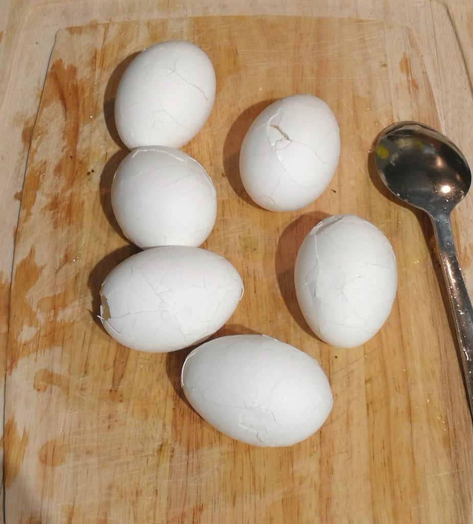 'Crack' the Eggs