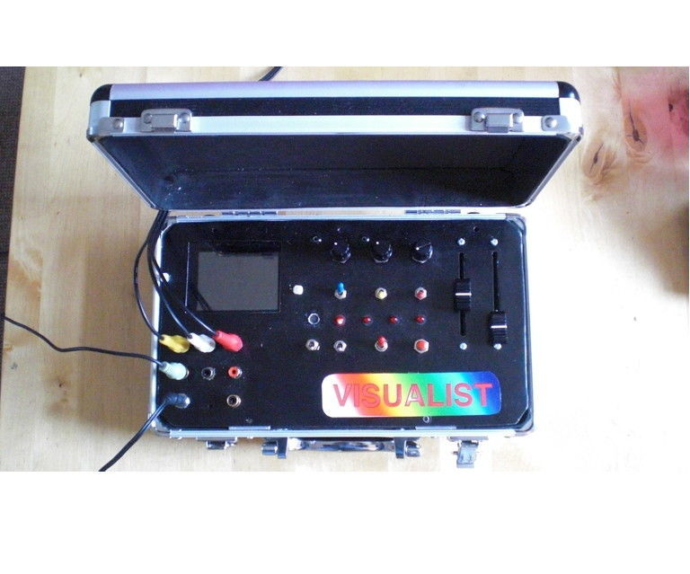 Visualist, 80's Analog Video Effects Controller