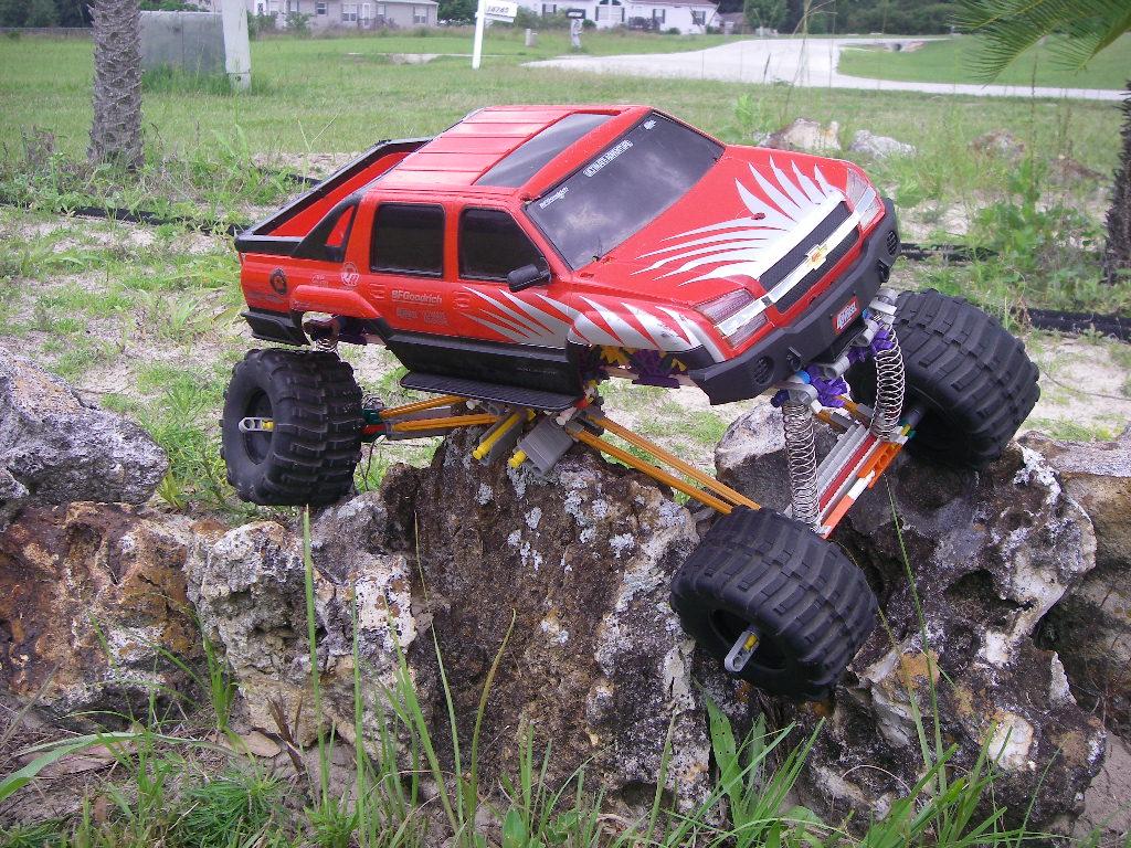 Knex Rock Crawler