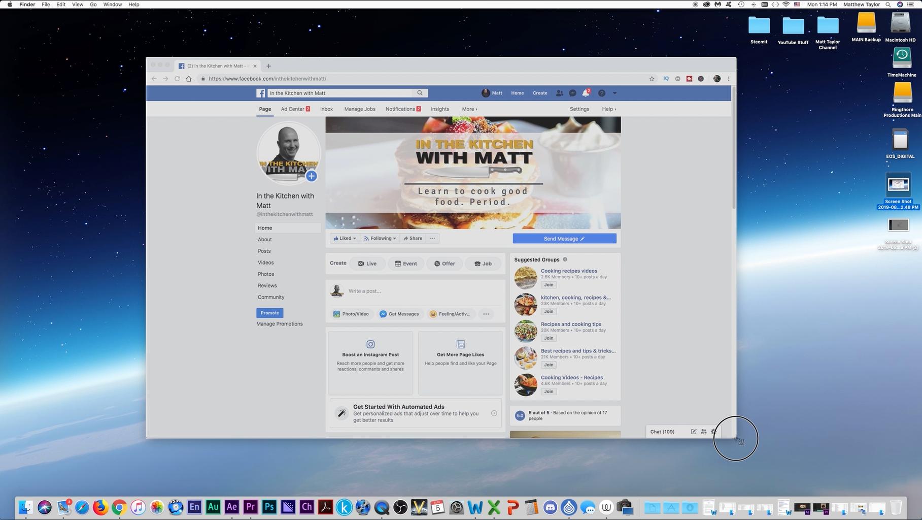Custom Screenshot