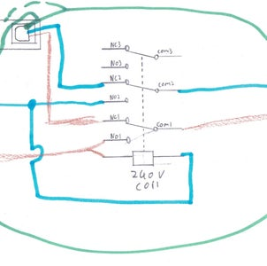 Wiring in the Relay