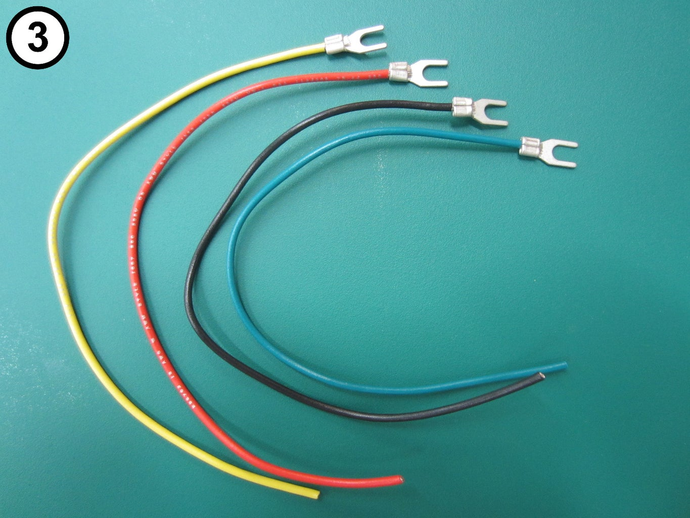 Prepare Wires for Connecting to the Tower Lamp Barrier Strip