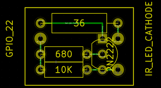 Building the LED Circuit - R1