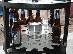 Building the Beer Turntable