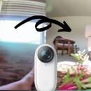 Fixing an Insta 360 Go Lens Scratch