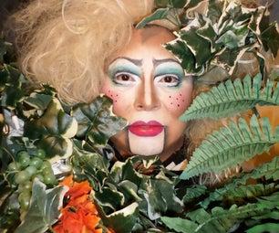 Ventriloquist Makeup Tutorial 2013