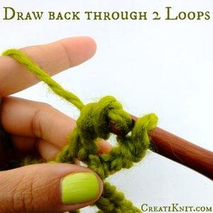 Draw Back Through 2 Loops