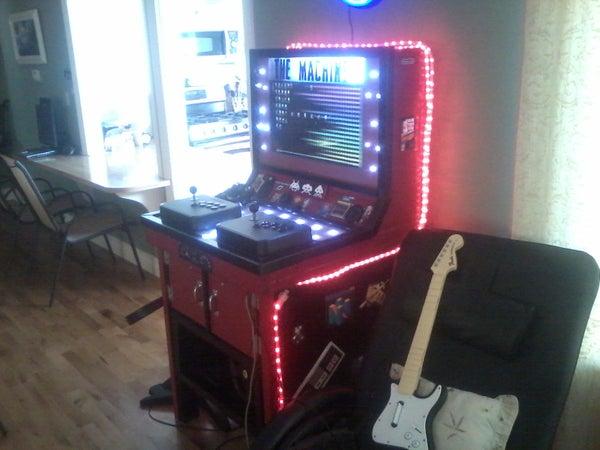 Cool Arcade Machine!