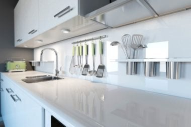 Shine Bathroom and Kitchen Chrome