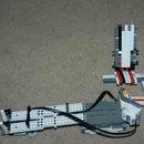 Lego NXT Machine Gun