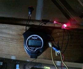 Laser Sensor Timer