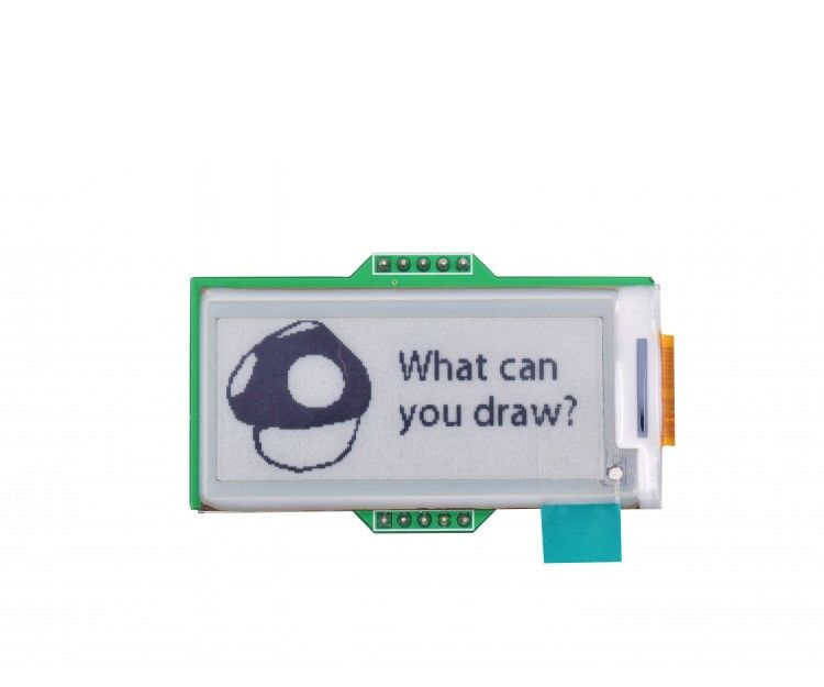 Display an Image on E-Ink Displays With Arduino Uno