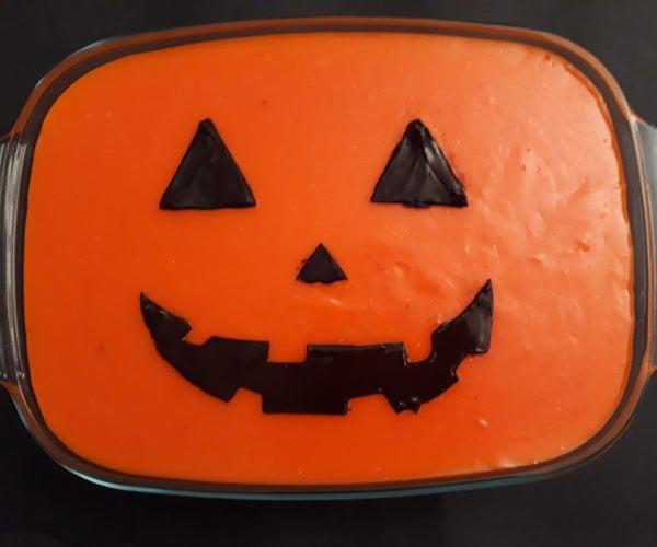 Halloween Lapis Pudding