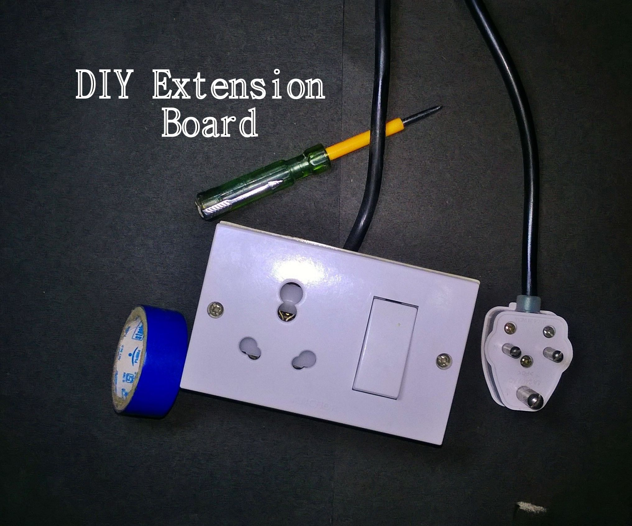 DIY Extension Board