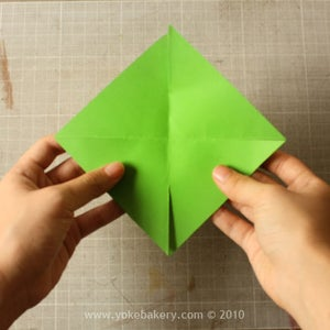 Unfold & Repeat Step 4 & 5