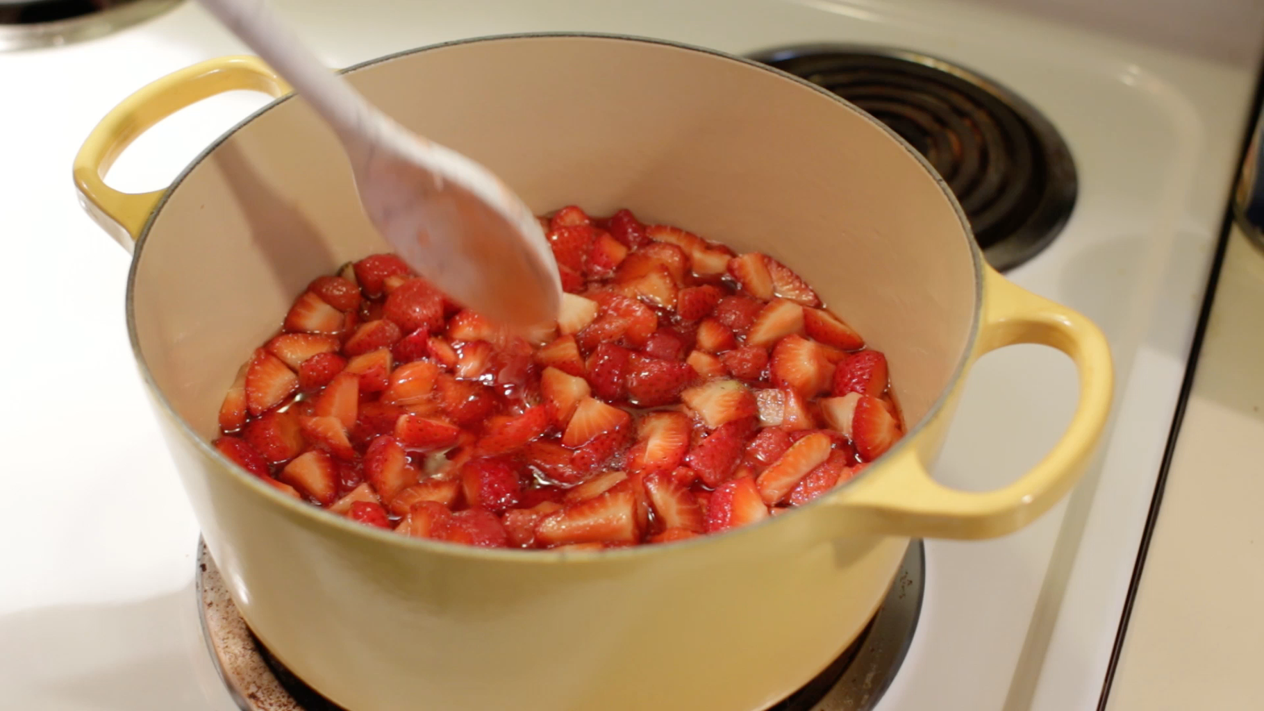 Cook the Berries Down
