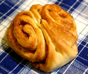 "Finnish Korvapuustit Aka ""Slap in the Face - Cinnamon Rolls"""