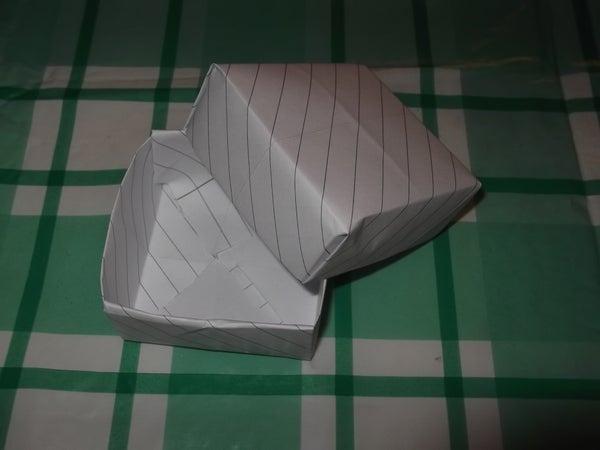 Paper Box - Made Easier