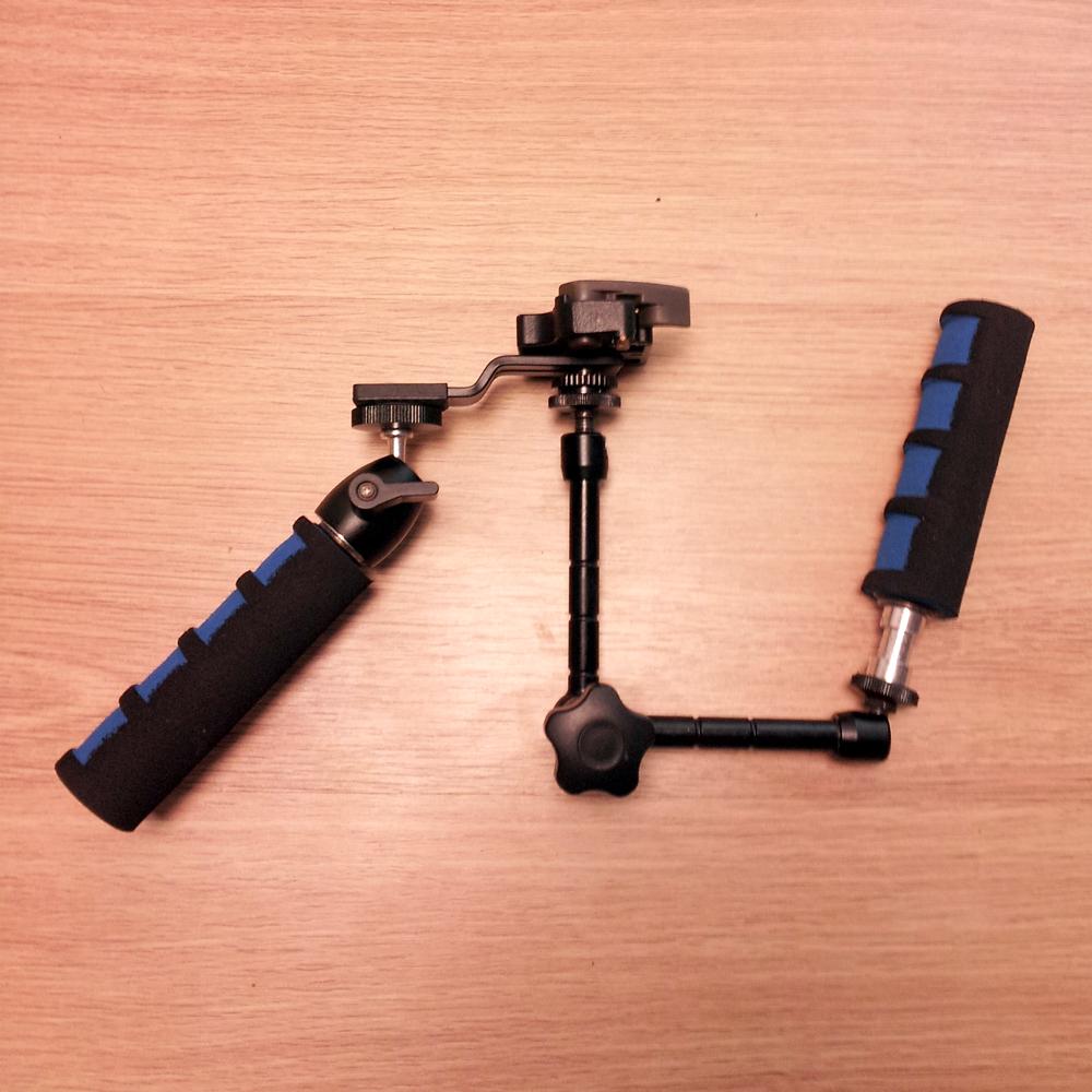Gunstock Camera Rig from camera accessories