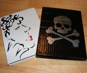 Duct Tape Designed Sketch Book