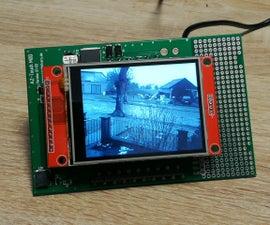 ESP32 Based Ip Video Surveillance