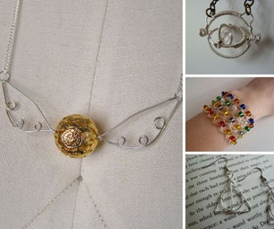 Harry Potter-Inspired Jewelry