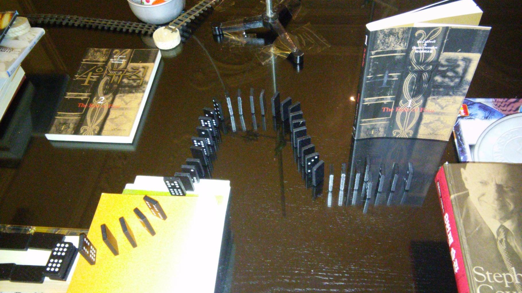 How to Create My Rube Goldberg Machine-Step 6