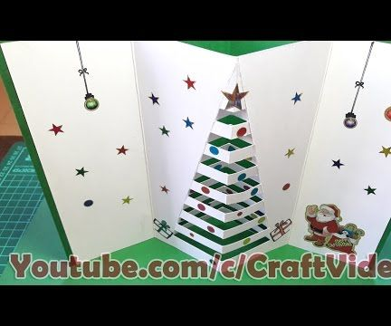 How to make Christmas Cards for Kids 2016