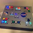 Nasa Control Panel for Kids