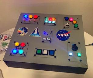 美国宇航局儿童控制面板